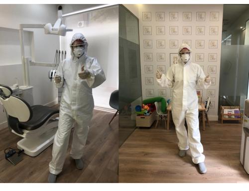 Procesos de desinfección y normas: Seguimos los más altos estándares