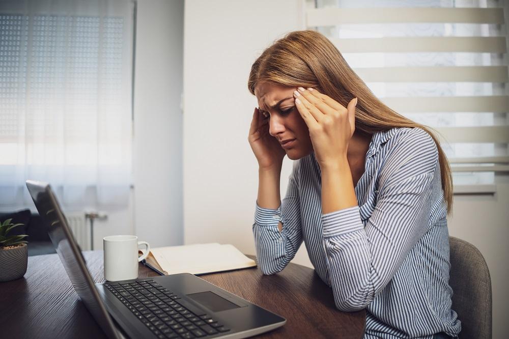 estrés afecta al estado de los dientes