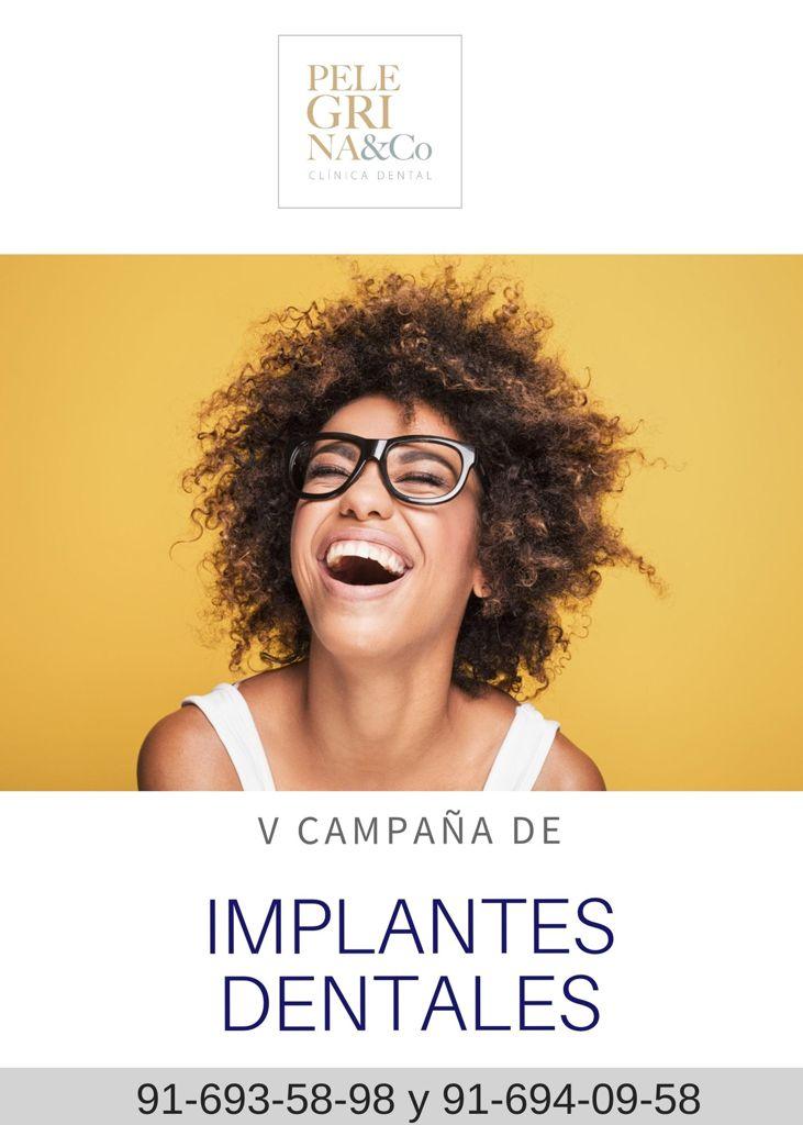 campaña de implantes